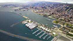 Novo plano para a orla de Haifa / Amir Mann–Ami Shinar Architects and Planners