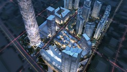 Greenland Group Chengdu East Village CBED Plots Proposal / Aedas