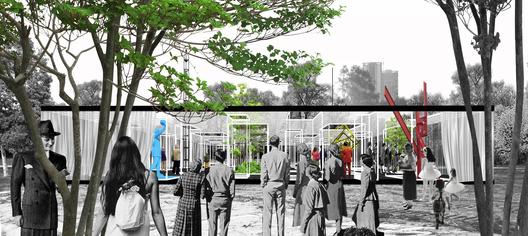 'AMBIENT 35 60'  YAP Constructo 2013 - Santiago / UMWELT , Cortesía de UMWELT