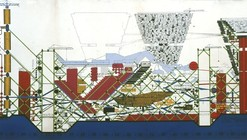 AD Classics: The Plug-In City  / Peter Cook, Archigram