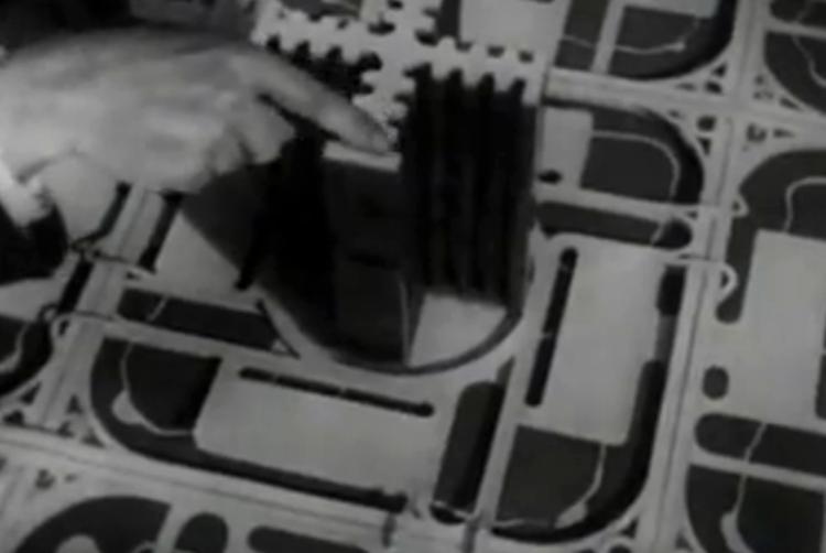 "Cine y Arquitectura: ""L'Architecture d'aujourd'hui"""