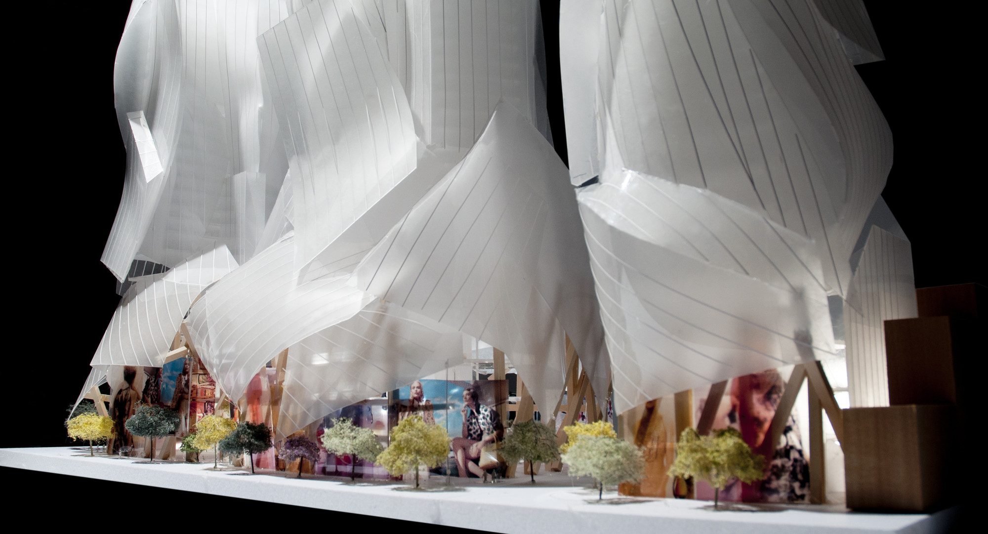 Courtesy of Gehry Partners LLP