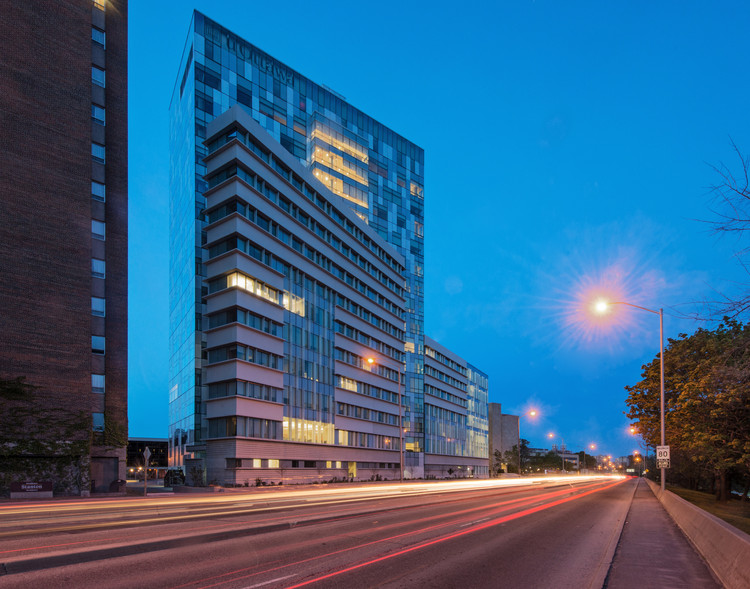 Courtesy of Diamond Schmitt Architects