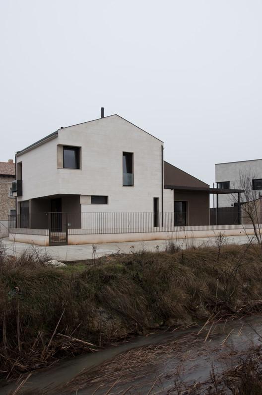 """""""El Sitio de mi Recreo"""". Vivienda en Caleruega / Gaztelu Jerez Arquitectos, © Javier Bravo Jabato"""