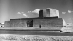 AD Classics: Soreq Nuclear Research Center / Philip Johnson