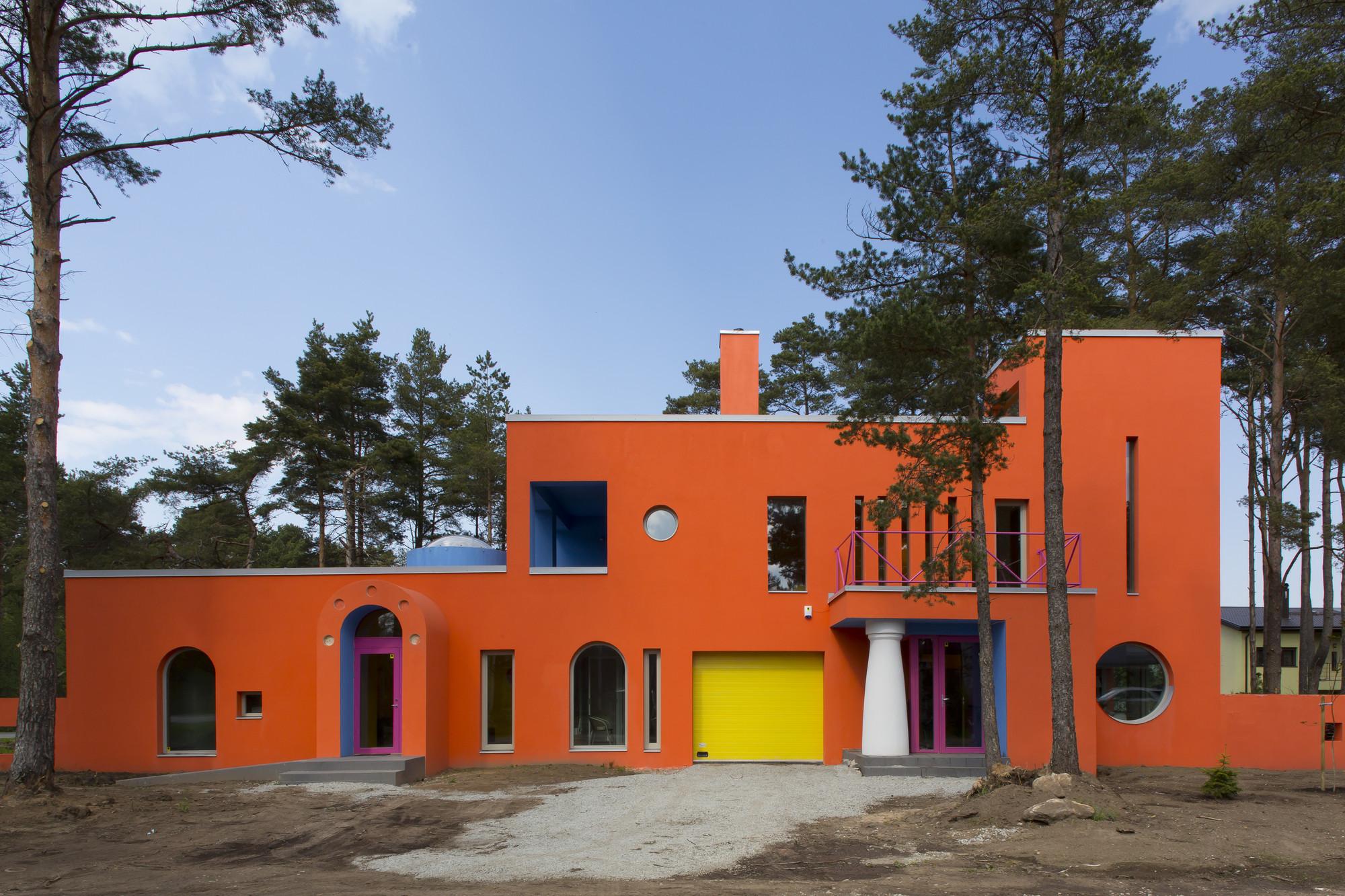 The Elephant House (Villa Kristi) / Vilen Künnapu, © Arne Maasik