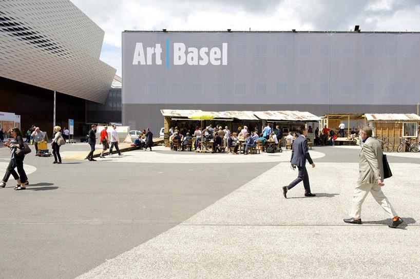 The Indicator: Favela Café and the End of Irony, Courtesy of Art Basel
