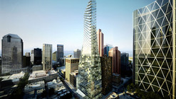 BIG Unveils 'Telus Sky' Tower in Calgary