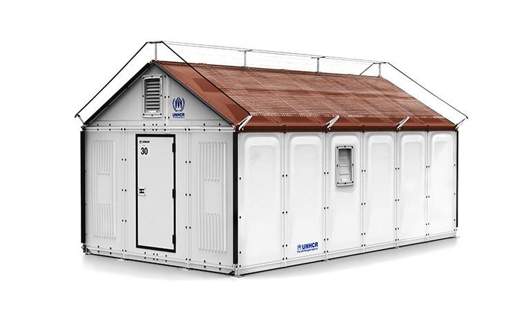 Fundación IKEA diseña vivienda de emergencia, Cortesía de IKEA