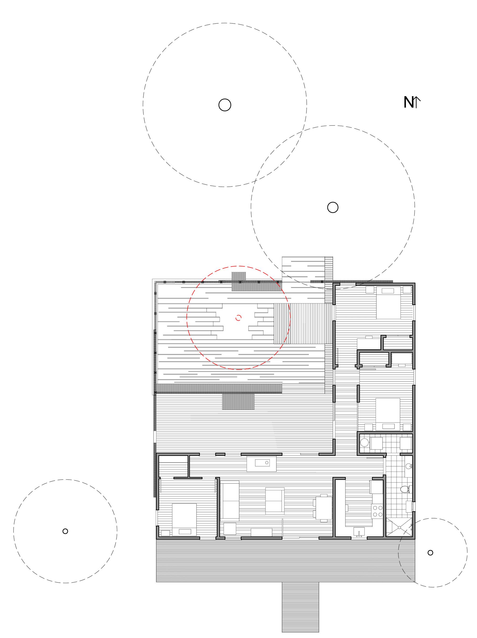 gallery of rose lee house / auburn university rural studio - 16
