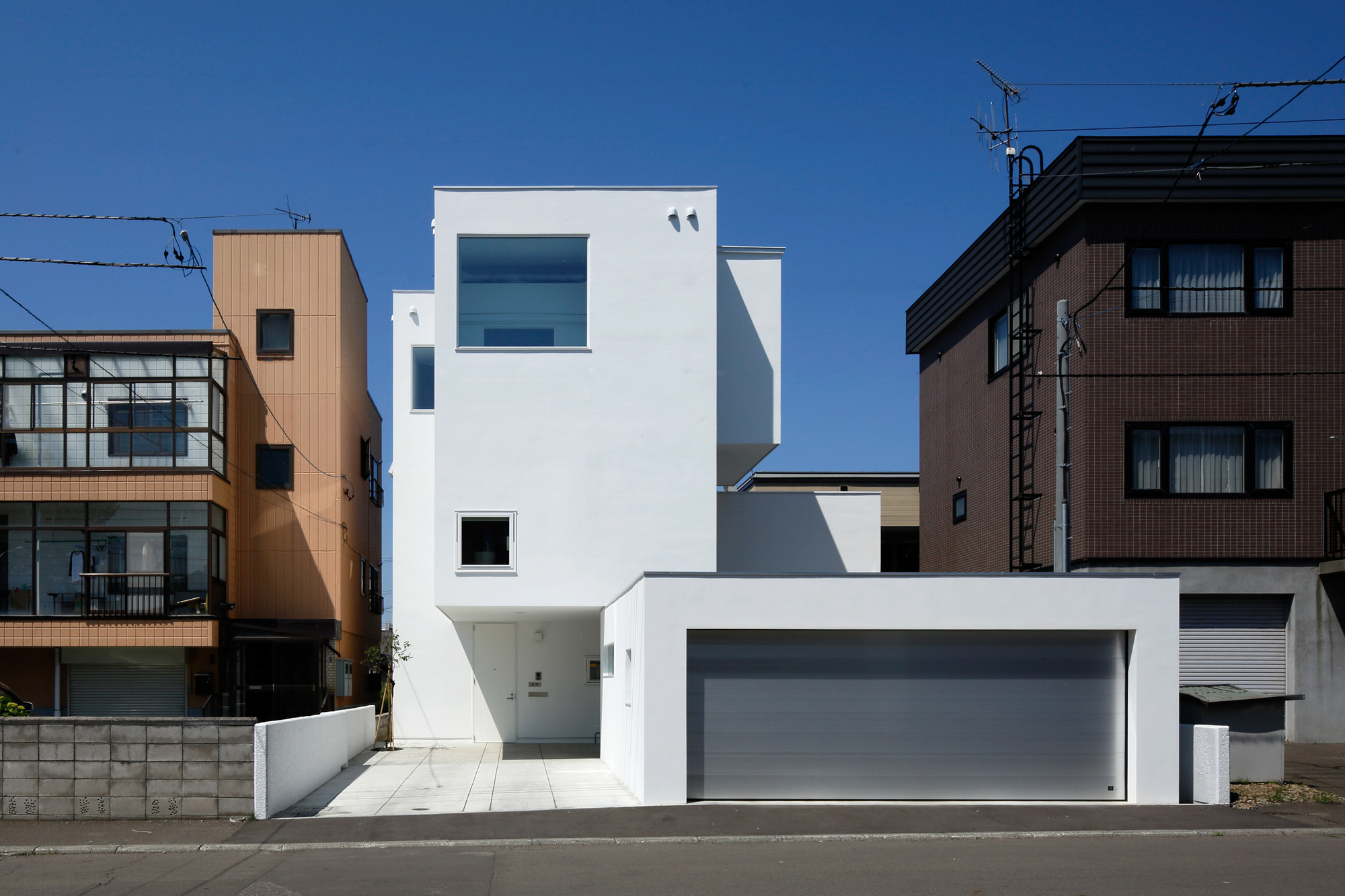 House-K / Keikichi Yamauchi Architect and Associates, © Koji Sakai