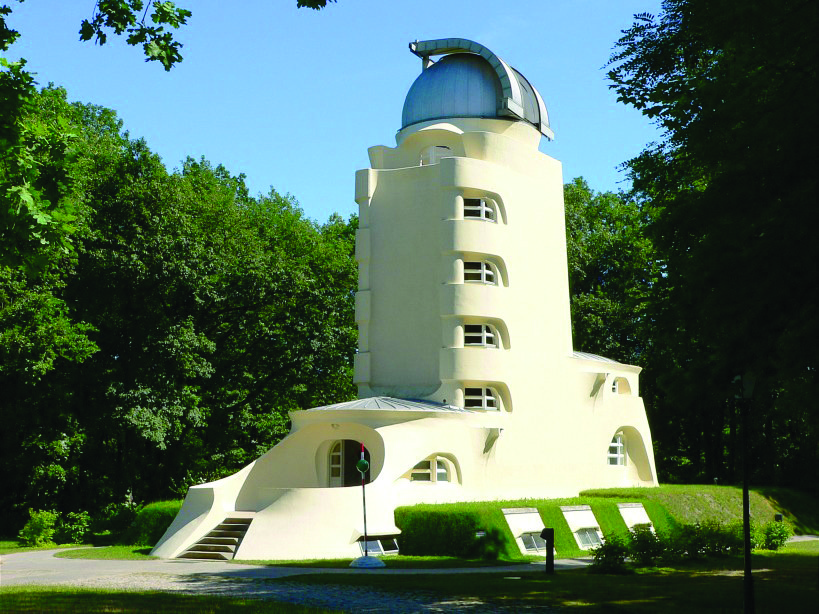 Einstein Tower / © Maria Theis