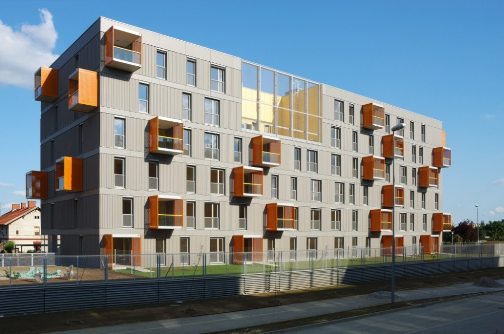 Archivo conjunto de viviendas sociales plataforma for Vivienda arquitectura