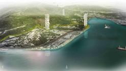 Dyv-net, Dynamic Vertical Networks Proposal / JAPA Architects