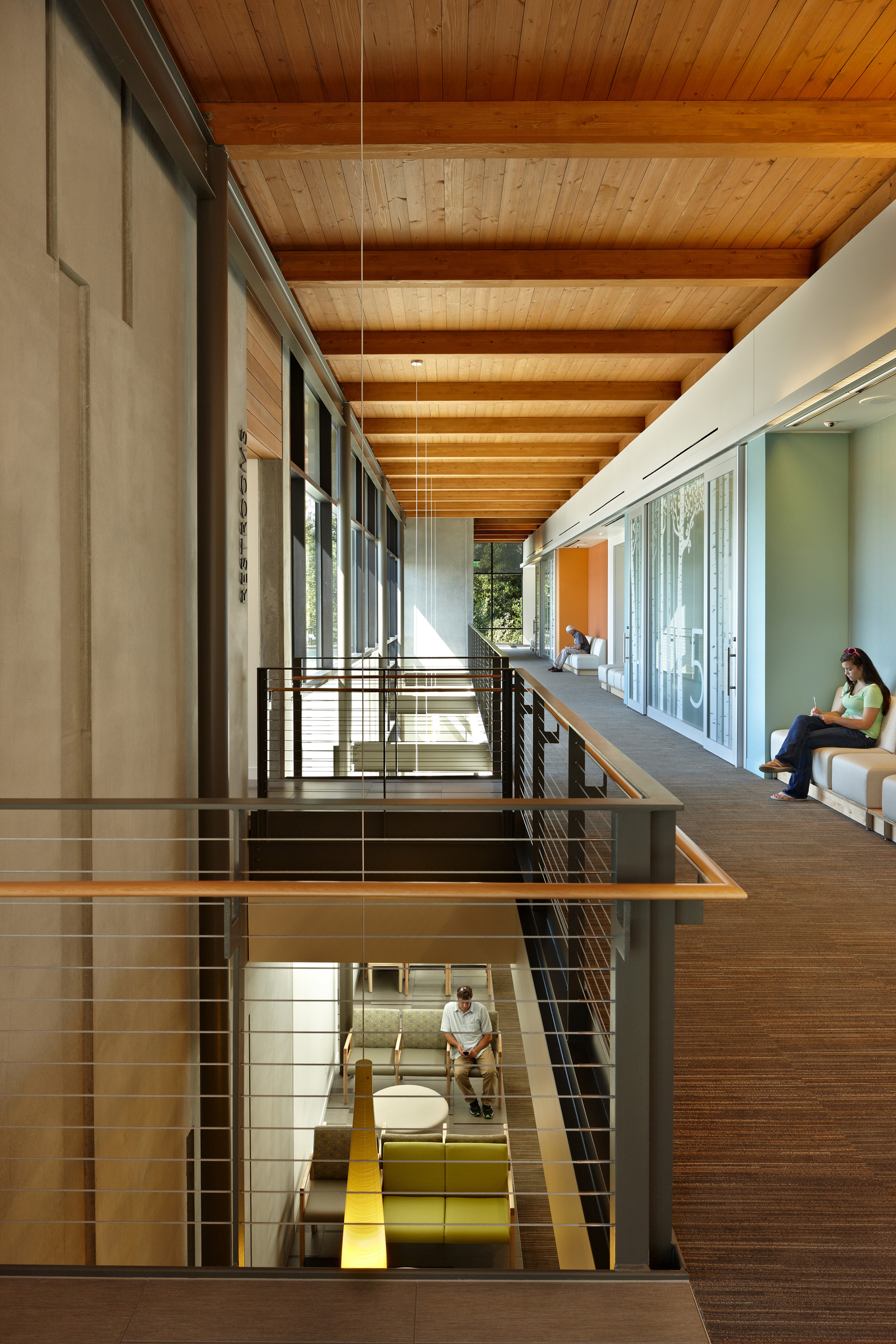 Gallery of aia selects 12 projects for national healthcare for Healthcare interior design awards
