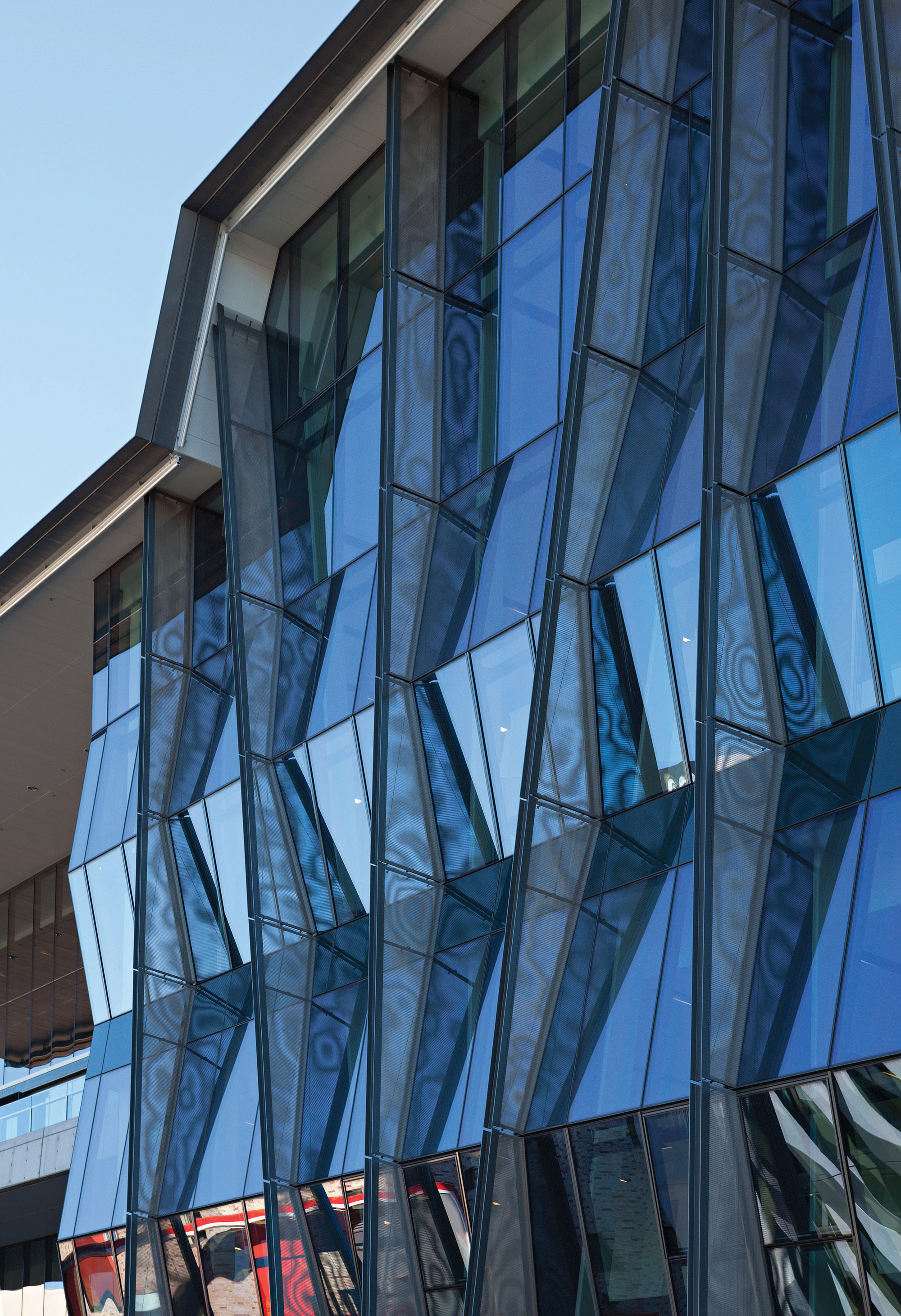Gallery of brisbane convention and exhibition centre for Cox architecture