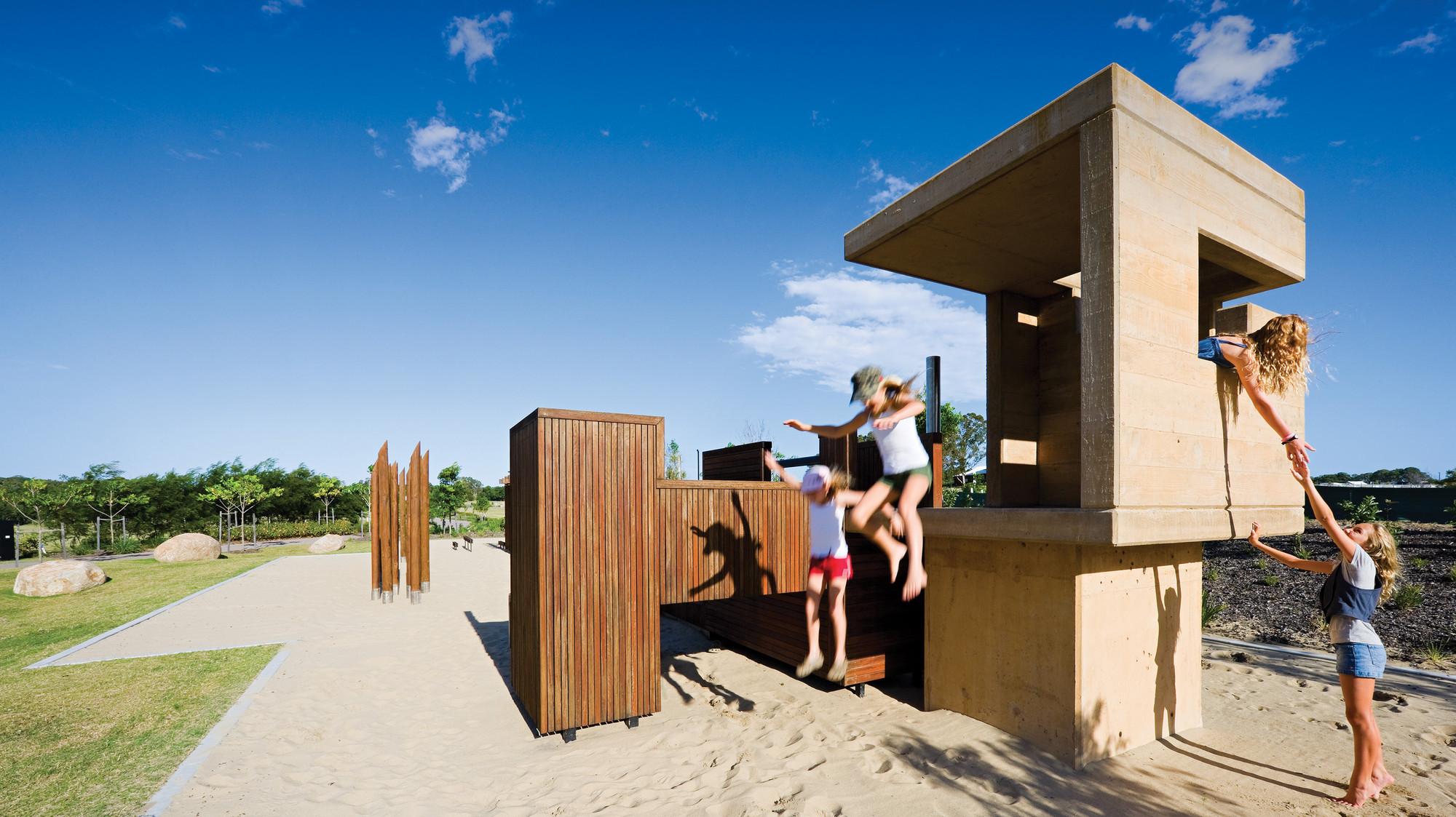 Gallery Of Elysium Playground Cox Rayner Architects 6
