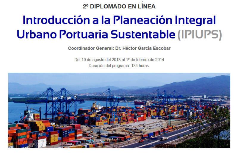 2° Diplomado Introducción a la Planeación Integral Urbano Portuaria Sustentable / Facultad de Arquitectura UNAM, © DEC FA UNAM