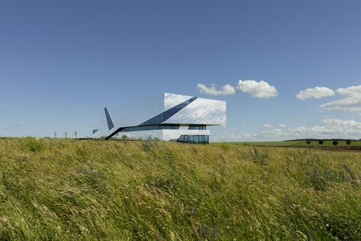Courtesy of Holzer Kobler Architekturen