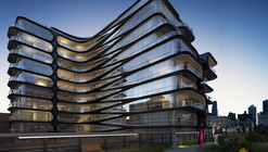 Zaha Hadid Unveils New York Apartment Block Alongside High Line