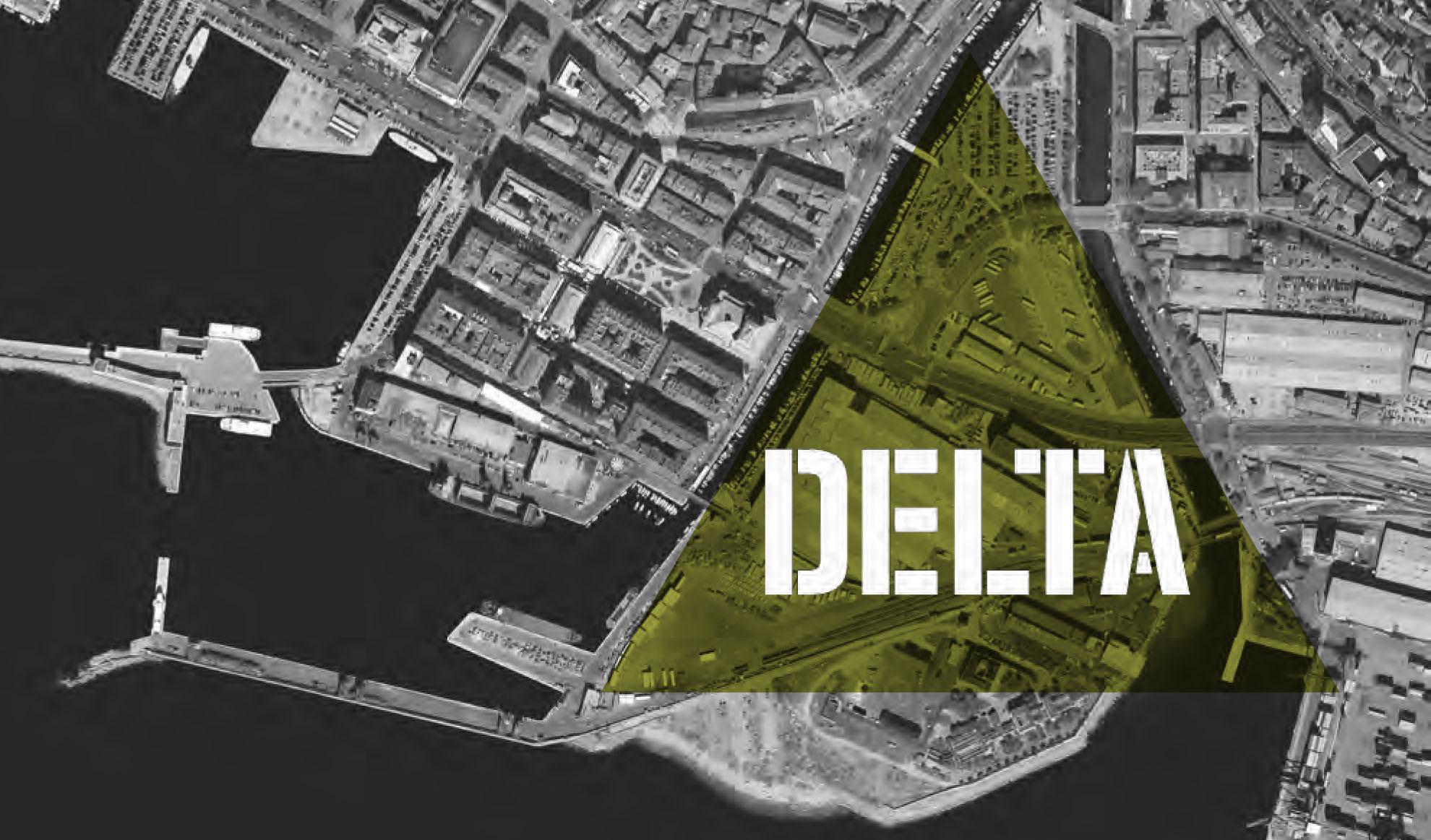 Delta and Porto Baros Area Competition, Courtesy of Rijeka Architects Association (DAR)