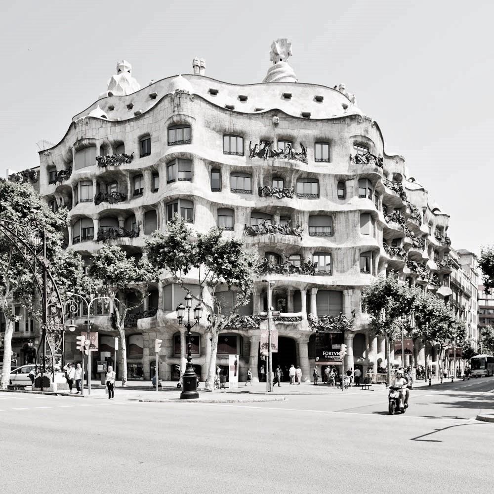 Clásicos de Arquitectura: Casa Milà / Antoni Gaudí, Courtesy of Samuel Ludwig