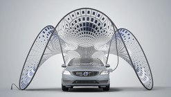 Synthesis Design + Architecture Wins Competition to Design Pavilion for Volvo