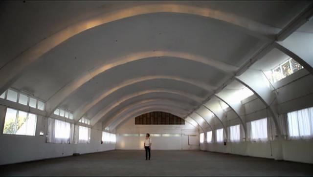 """Cine y Arquitectura: """"A Procura Do Pancho"""""""
