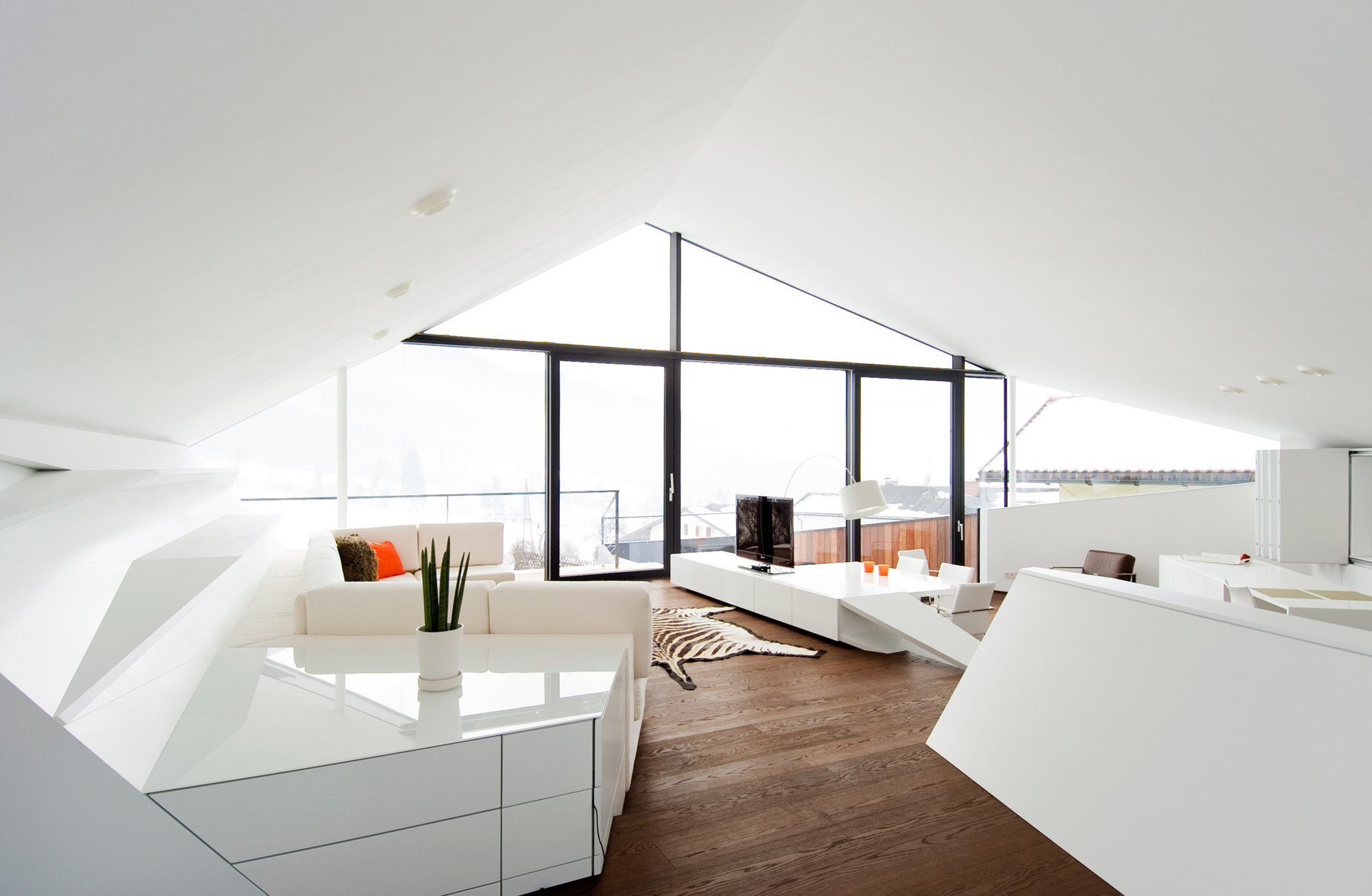 Courtesy of Smartvoll Architekten ZT KG