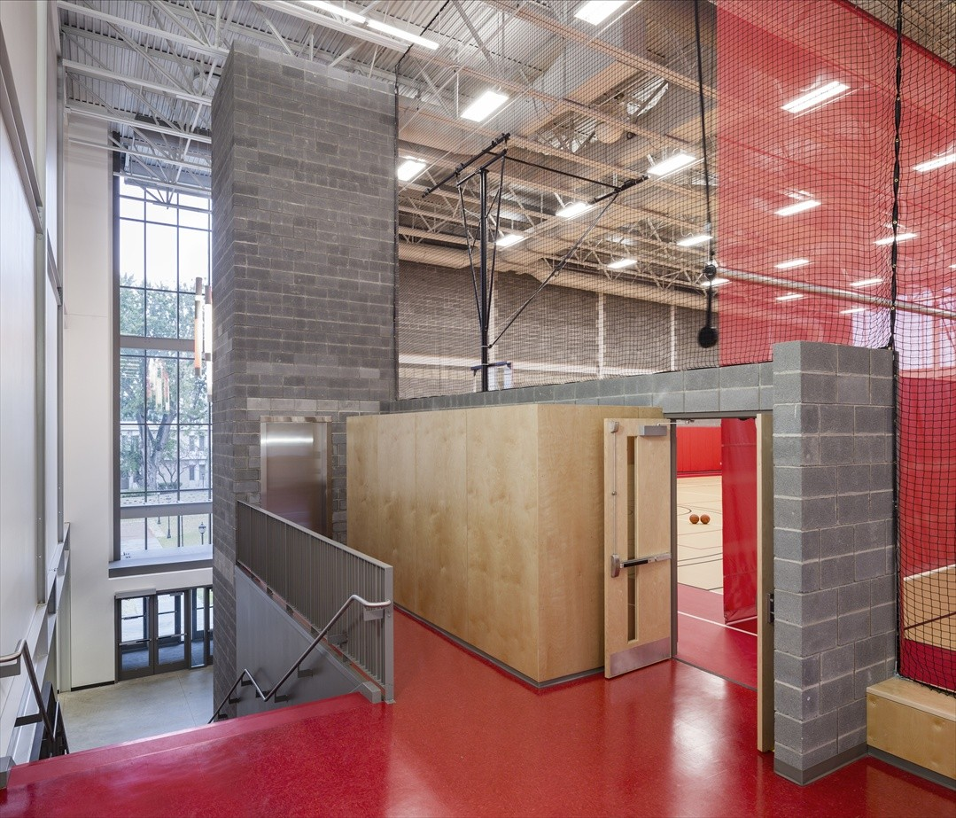 King's College / Spillman Farmer Architects