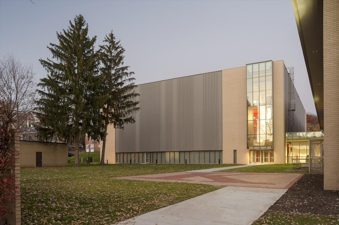 King's College / Spillman Farmer Architects