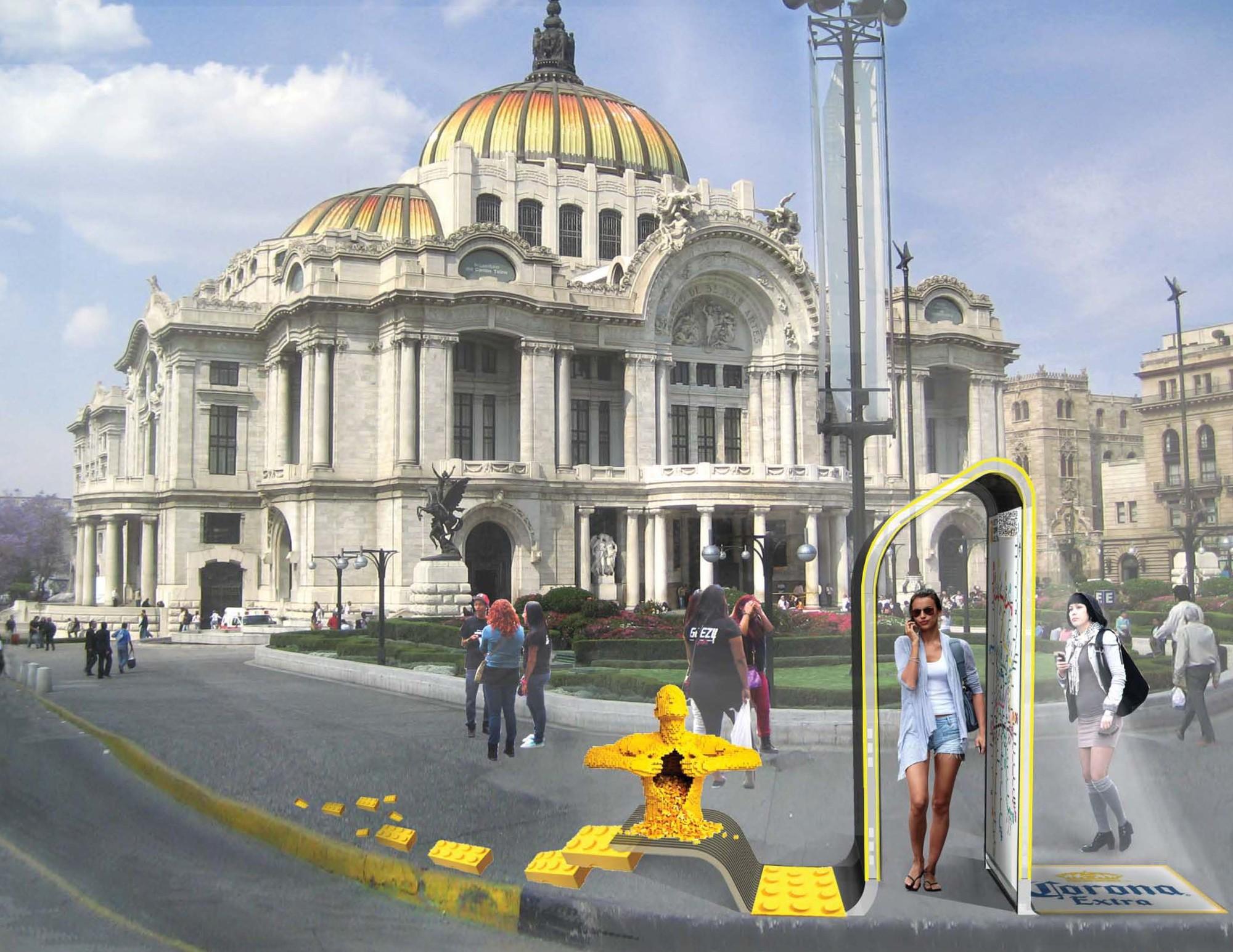 Proyecto NYC Loop presentado en la Ciudad de México, Cortesía de FXFOWLE