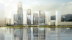 UNStudio Wins Yongjia World Trade Center Competition in Wenzhou