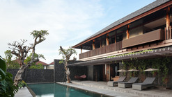 Villa Pecatu / Wahana Architects