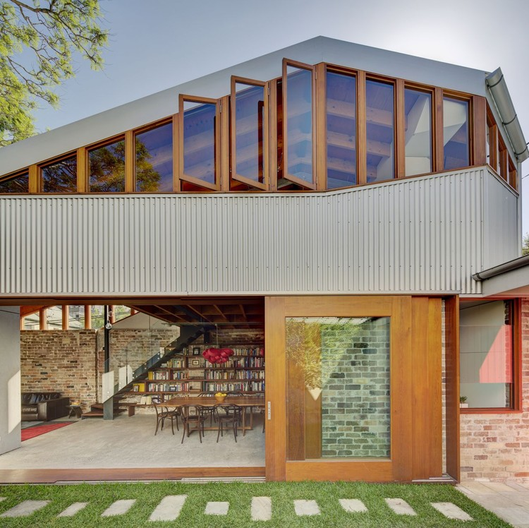 Casa Cowshed / Carter Williamson Architects, © Brett Boardman
