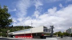 Montjuic Fire Station / Manuel Ruisánchez