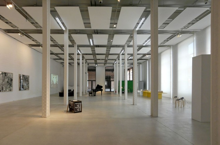 FABRA & COATS / Manuel Ruisánchez arquitecto & Francesc Bacardit architects, © Shlomi Almagor