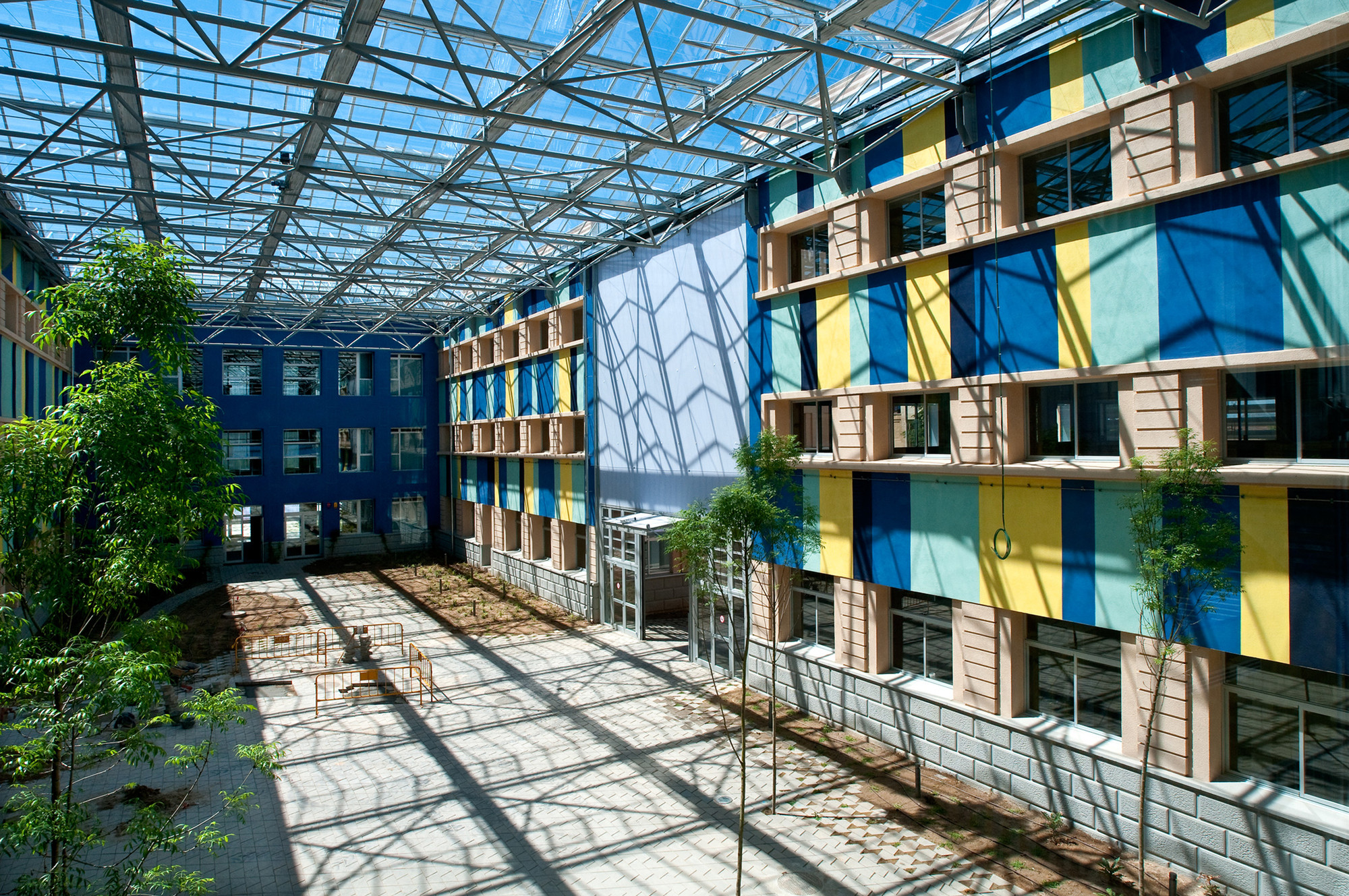 PCITAL GARDENY / Pich-Aguilera Architects, © Jordi V. Pou