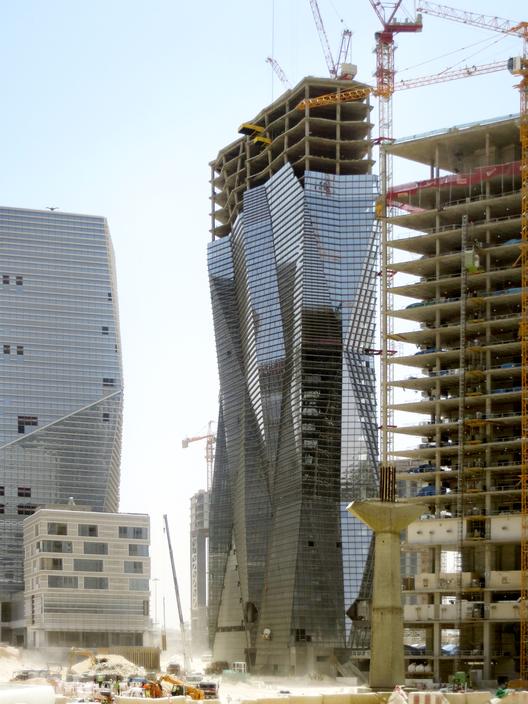 Muqarnas Tower / SOM, © SOM