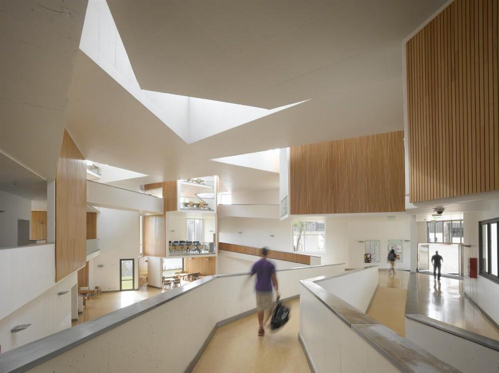 Exposición Arquitectura Reciente en Chile: Muestra audiovisual de un recorrido por el país, © Roland Halbe