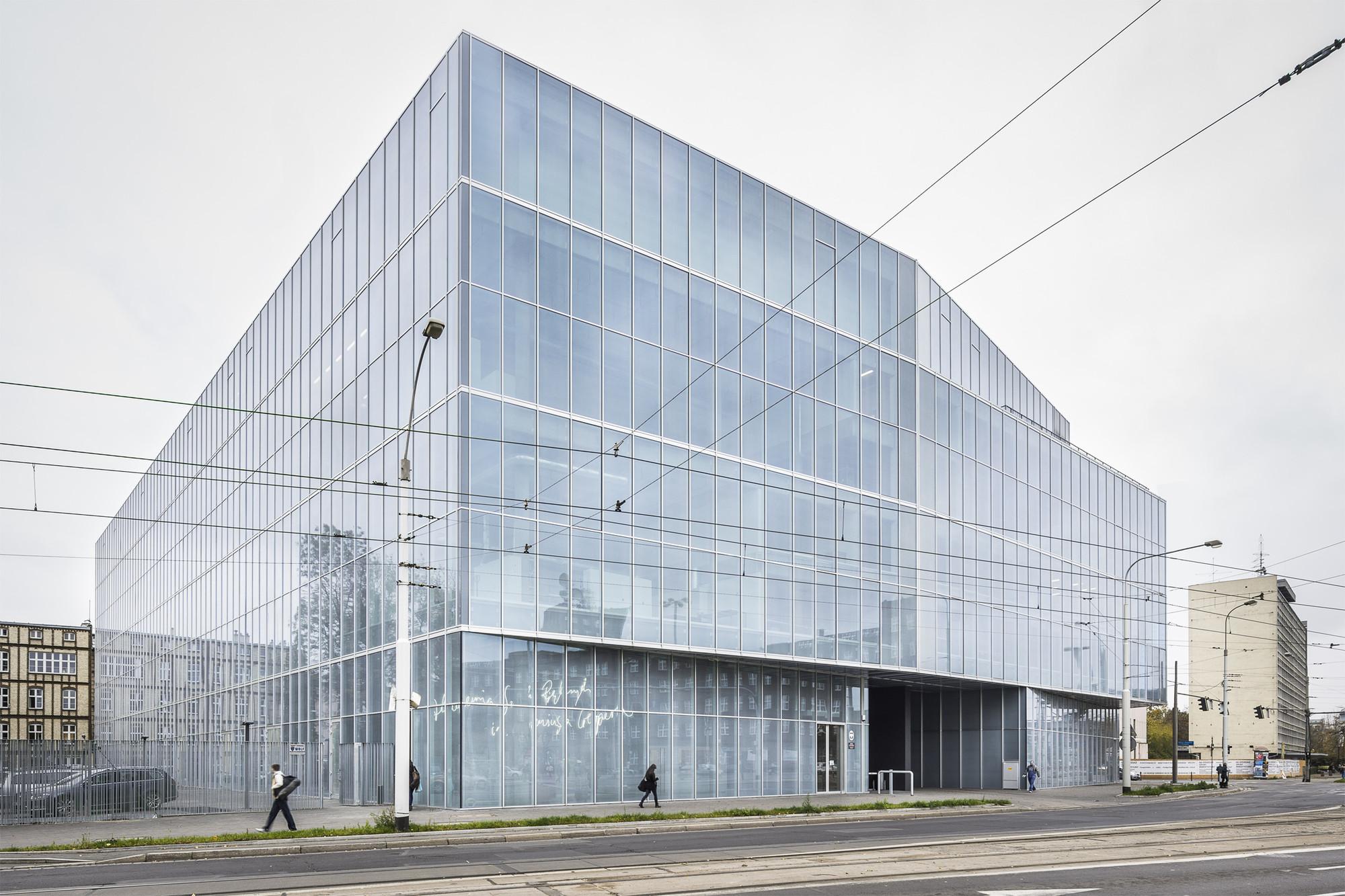 Academy Of Fine Arts Wroclaw / Pracownia Architektury Glowacki, Courtesy of Pracownia Architektury Glowacki