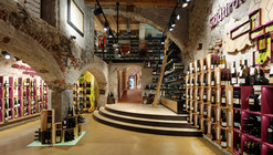 Drink Shop Harpf / Monovolume Architecture + Design
