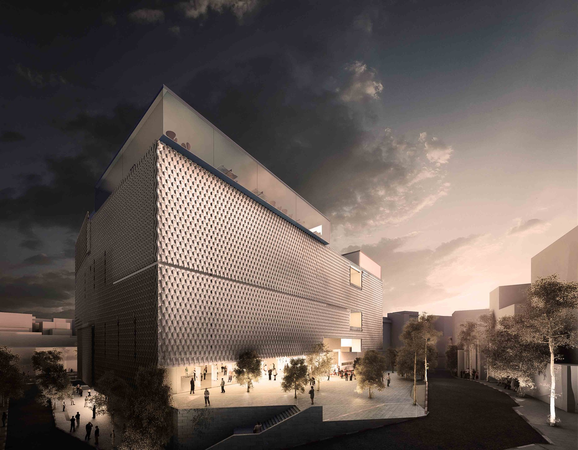 Koç Contemporary Art Museum Winning Proposal / Grimshaw, Courtesy of Grimshaw Architects