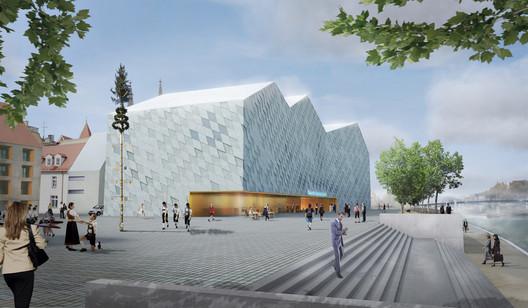Courtesy of Irlenbusch von Hantelmann Architekten
