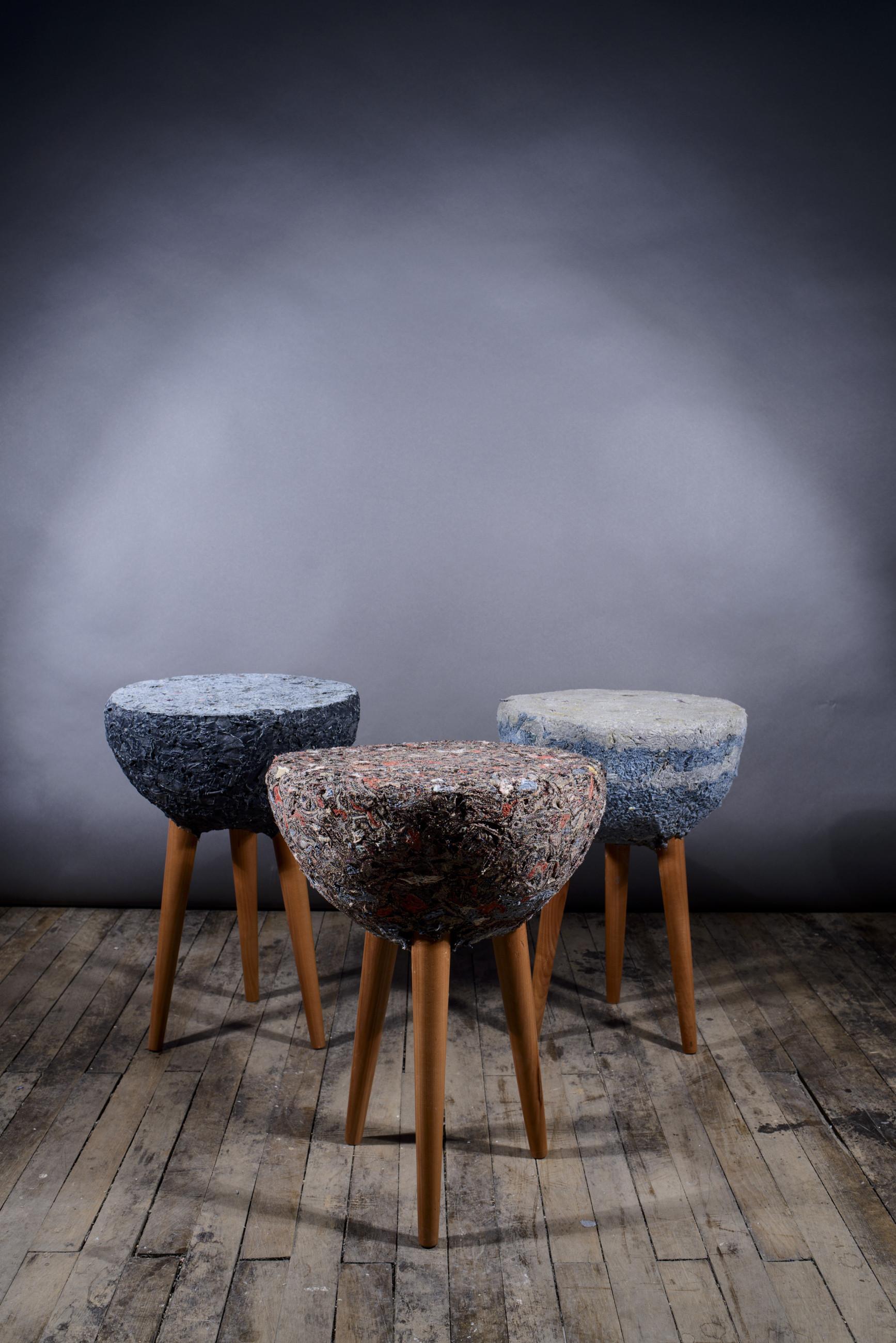 mobiliario jardim jumbo:Demodé: mobiliário textil / Bernardita Marambio Design Studio