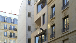 20 Social Housing in Paris / h2o architectes