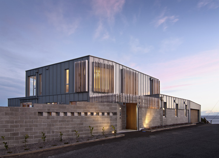 Cook Strait House / Tennent + Brown Architects, © Paul McCredie