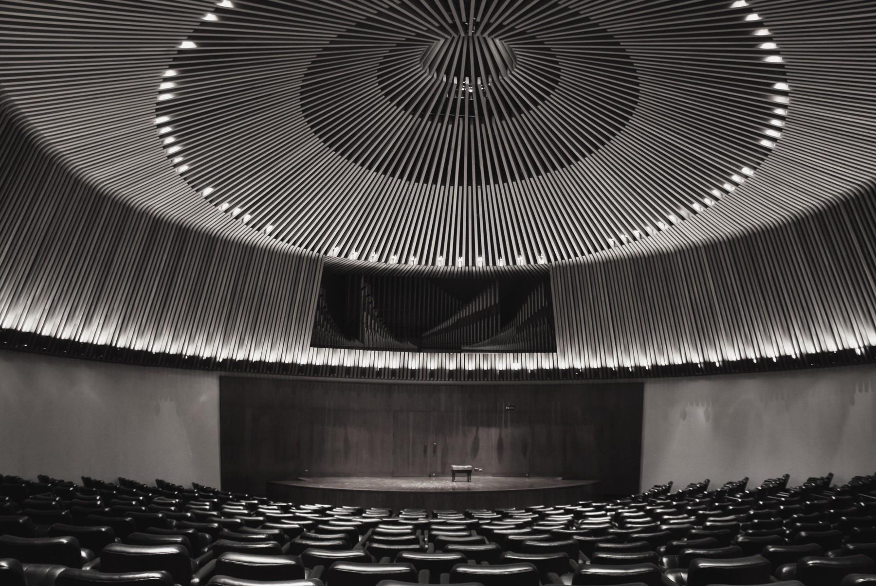 Clásicos de Arquitectura: Biblioteca Luis Angel Arango / Germán Samper, © Dan Gamboa Bohorquez