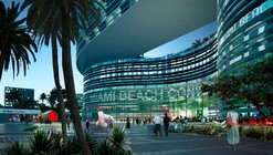 Miami Beach Convention Center Winning Proposal / South Beach ACE