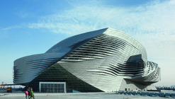 Dalian International Conference Center / Coop Himmelb(l)au